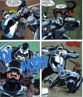 RoboCop #4-Primal Blindside!