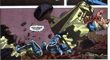 RoboCop #4-Some Old-Fashioned Construction!