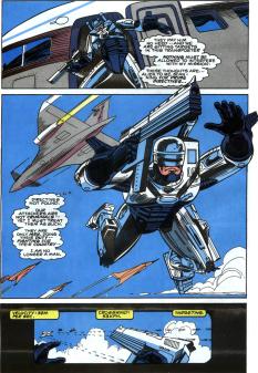 RoboCop #5-I'm Going In!