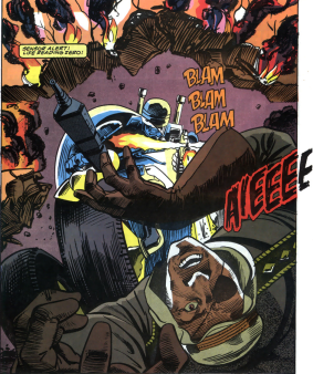 RoboCop #5-Knock, Knock!