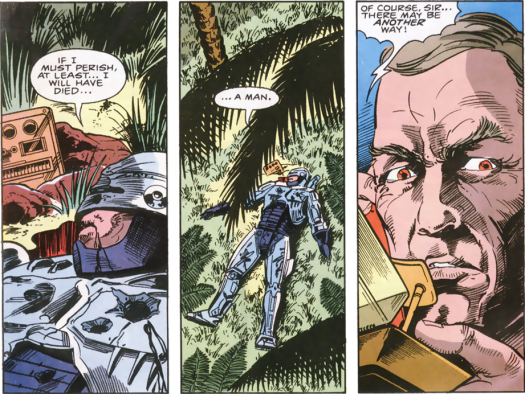 RoboCop #6-Mission Accomplished, Sir!