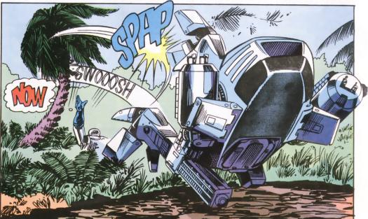 RoboCop #6-Same Ol' ED!