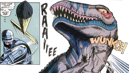 RoboCop #7-How I Slay The Dino-King!