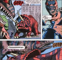 RoboCop #7-Unexpected Dino-Help!