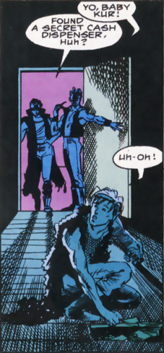 RoboCop #8-Caught!