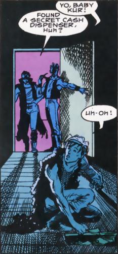 RoboCop #8-Caught!