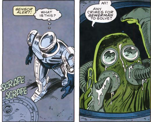 RoboCop #9-Hero From Below!