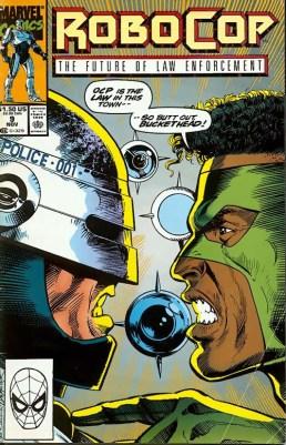 RoboCop #9 (Marvel)