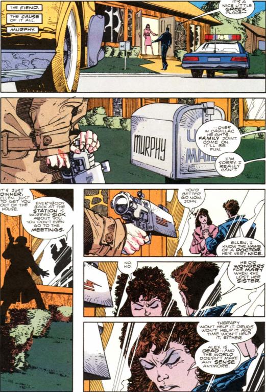 RoboCop vs. Terminator #1-Alex Is Already RoboCop By Now!