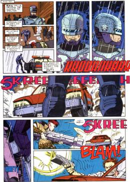 RoboCop vs. Terminator #1-Different Outcome!