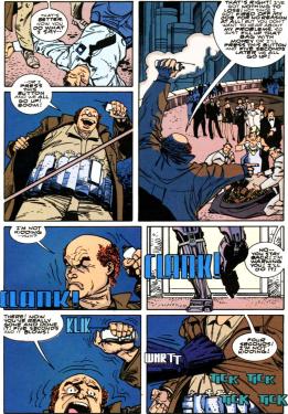 RoboCop vs. Terminator #1-I'm Gonna Go BOOM!