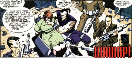 RoboCop vs. Terminator #1-No One's Gonna Help You!