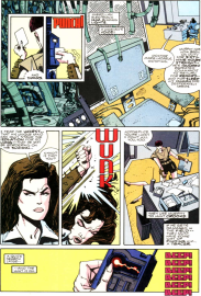 RoboCop vs. Terminator #1-Private Intrusion!