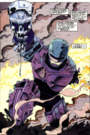 RoboCop vs. Terminator #2-I Win, For Now!