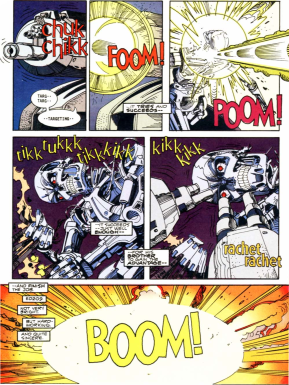 RoboCop vs. Terminator #2-We're Not As Dumb As You Think!