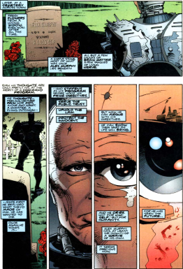 RoboCop vs. Terminator #3-I Must Prevent The Horrid Future From Happening!