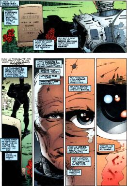 RoboCop vs. Terminator #3-I Must Prevent The Horrid Future From Happening!