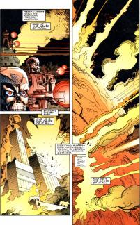 RoboCop vs. Terminator #3-Skynet's In Control!