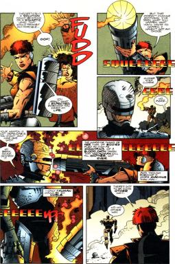 RoboCop vs. Terminator #3-There's Always Another Way!