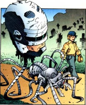 RoboCop vs. Terminator #3-Time To Help Us, RoboCop!