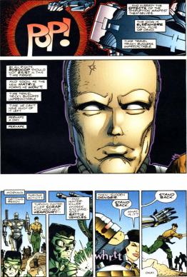 RoboCop vs. Terminator #4-Gotta Save The Resistance!