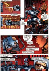 RoboCop vs. Terminator #4-Ideas In Repairs!