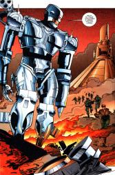 RoboCop vs. Terminator #4-I'm Here To Help, Resistance!
