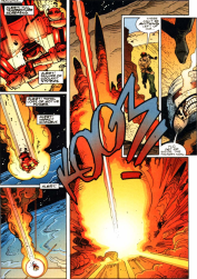 RoboCop vs. Terminator #4-Murphy's In Mortal Peril!