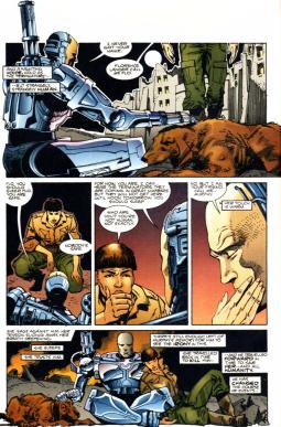 RoboCop vs. Terminator #4-Re-Meeting My Ally!