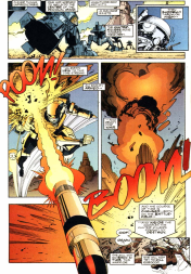RoboCop vs. Terminator #4-Similar Start, But A Different Outcome!