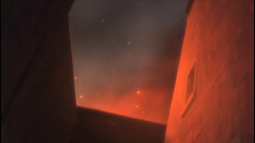 Blade-A Burning Sense Of Danger!