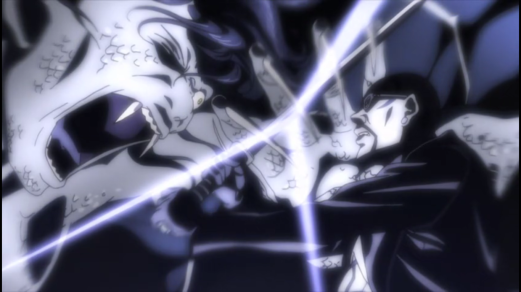 Blade-Feel Thy Wrath, Beast!