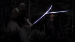 Blade-Kikyo Doesn't Deserve This Kind Of Death!