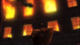 Blade-My Childhood Home Is Ablaze!