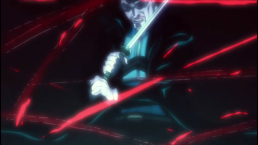 Blade-Receiving Tanba's Phantom Fury!