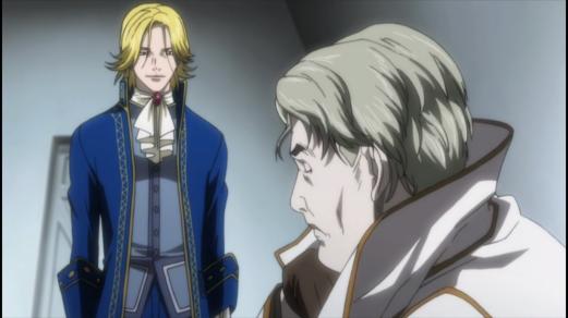 Deacon Frost-Upsetting The Established Vampire Order!