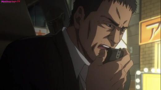 Det. Sakomizu-A Call To Duty!