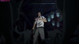 Det. Sakomizu-Surrounded & Out Of Ammo!