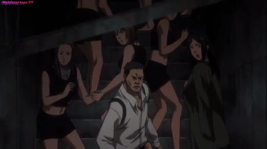 Det. Sakomizu-Time To Go, Ladies!