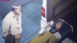 Det. Sakomizu-You're Safe, Sara!