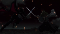 Blade-A Duel Of Familiar Figures!