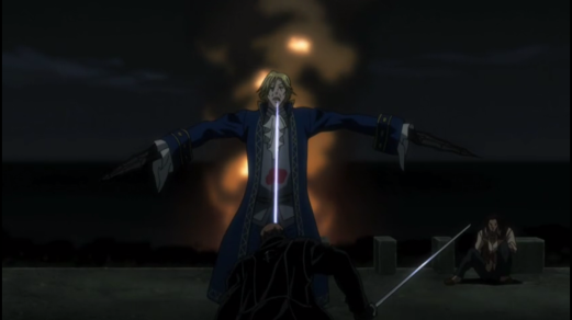 Blade-So Long, Lucius!