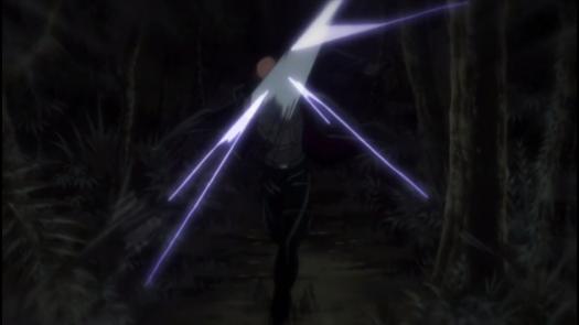 Blade-Your Skurikens Are No Match For Me!
