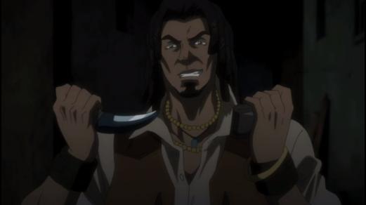 Djalal-Let's Dance, Blade!