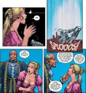 Castlevania-B.L. #1-You're Naive, Woman!