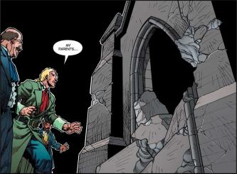 Castlevania-B.L. #2-Not My Family Tomb!