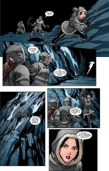 Castlevania-B.L. #5-He Got Away!