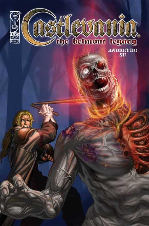 Castlevania-Belmont Legacy #3!