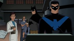 Batman-Initial Investigation!