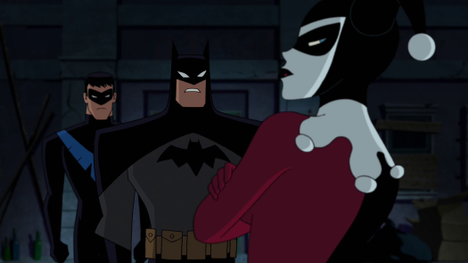 Batman-You Play By My Rules, Quinn!.jpg